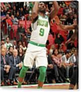 Boston Celtics V Miami Heat Canvas Print
