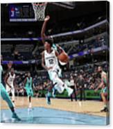 Charlotte Hornets V Memphis Grizzlies Canvas Print