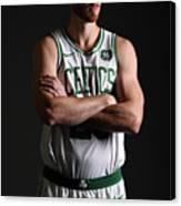 Gordon Hayward Boston Celtics Portraits Canvas Print