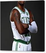 Kyrie Irving Boston Celtics Portraits Canvas Print