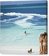 Lyford Cay Canvas Print