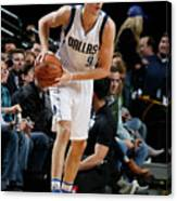 Memphis Grizzlies V Dallas Mavericks Canvas Print