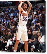 Phoenix Suns V Los Angeles Clippers Canvas Print