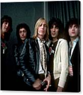 Photo Of Tom Petty & The Heartbreakers Canvas Print