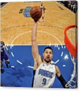 Sacramento Kings V Orlando Magic Canvas Print
