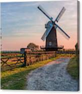 Wilton Windmill - England Canvas Print