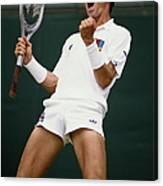 Wimbledon Lawn Tennis Championship Canvas Print