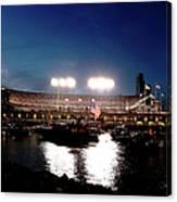 World Series - Kansas City Royals V San Canvas Print