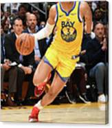 Golden State Warriors V Los Angeles Canvas Print