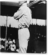 National Baseball Hall Of Fame Library 47 Canvas Print