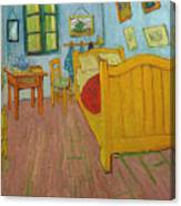 Bedroom In Arles Canvas Print