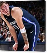 Cleveland Cavaliers V Dallas Mavericks Canvas Print