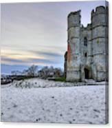 Donnington Castle - England Canvas Print