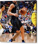 Golden State Warriors V Orlando Magic Canvas Print