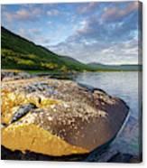 Loch Na Keal Canvas Print