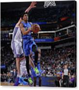 Orlando Magic V Sacramento Kings Canvas Print