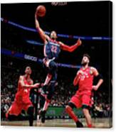 Toronto Raptors V Washington Wizards Canvas Print