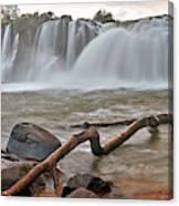 Beautiful Waterfall Canvas Print