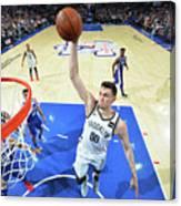 Brooklyn Nets V Philadelphia 76ers - Canvas Print