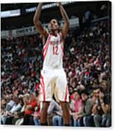 Houston Rockets V New Orleans Pelicans Canvas Print