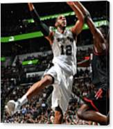 Houston Rockets V San Antonio Spurs - Canvas Print