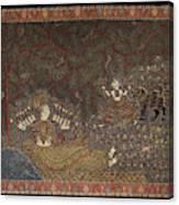 Mata Ki Pachedi Canvas Print