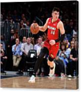 Miami Heat V Denver Nuggets Canvas Print