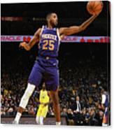 Phoenix Suns V Golden State Warriors Canvas Print
