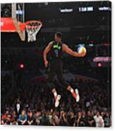 Verizon Slam Dunk Contest 2018 Canvas Print