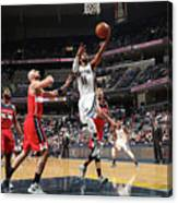 Washington Wizards V Memphis Grizzlies Canvas Print