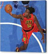 Atlanta Hawks V Orlando Magic Canvas Print