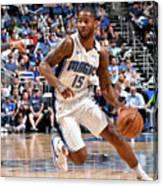 Brooklyn Nets V Orlando Magic Canvas Print