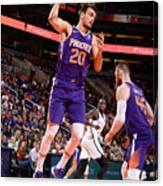 Brooklyn Nets V Phoenix Suns Canvas Print