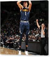 Denver Nuggets V Minnesota Timberwolves Canvas Print