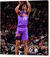 New Orleans Pelicans V Phoenix Suns Canvas Print