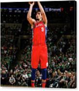Philadelphia 76ers V Boston Celtics - Canvas Print