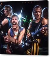 Photo Of Scorpions Canvas Print