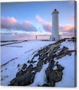 Akranes - Iceland Canvas Print