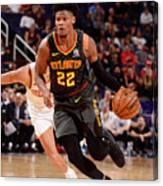 Atlanta Hawks V Phoenix Suns Canvas Print