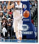 Milwaukee Bucks V Dallas Mavericks Canvas Print