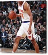 New York Knicks V Brooklyn Nets Canvas Print