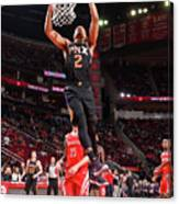 Phoenix Suns V Houston Rockets Canvas Print
