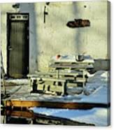 Teijo Ironworks Canvas Print