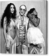 Mark Sullivan 70s Rock Archive Canvas Print
