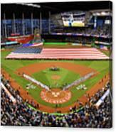 88th Mlb All-star Game Canvas Print