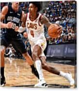 Cleveland Cavaliers V Orlando Magic Canvas Print