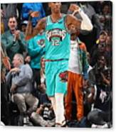 Los Angeles Lakers V Memphis Grizzlies Canvas Print