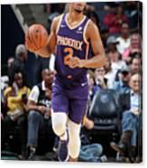 Phoenix Suns V Memphis Grizzlies Canvas Print