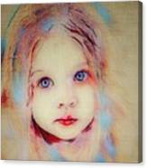 A Little Angel  Canvas Print