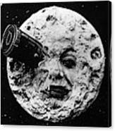 A Trip To The Moon, 1902  Canvas Print
